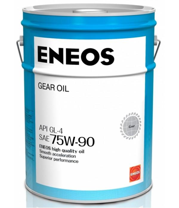 ENEOS Gear GL-4 75W-90, 20л