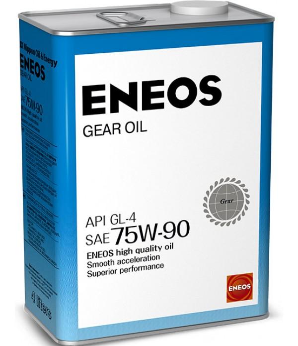 ENEOS Gear GL-4 75W-90, 4л