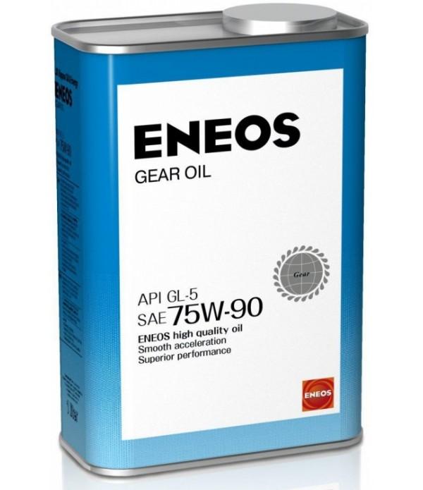ENEOS Gear GL-5 75W-90, 1л
