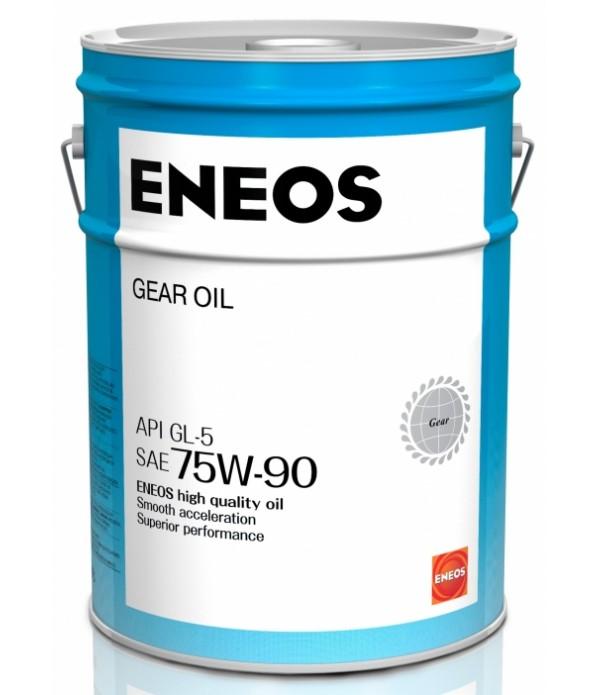 ENEOS Gear GL-5 75W-90, 20л