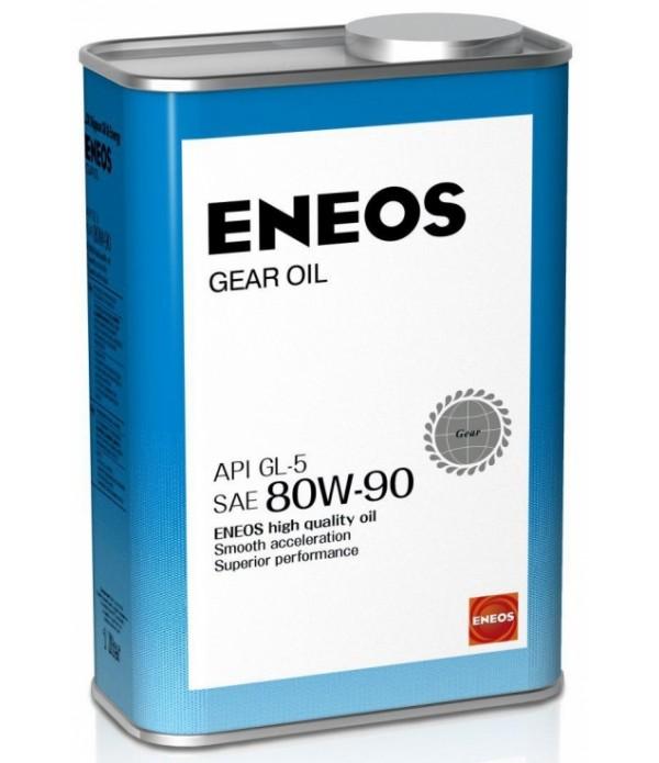 ENEOS Gear GL-5 80W-90, 1л