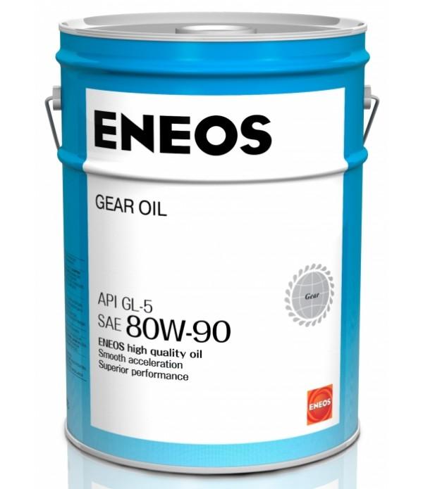 ENEOS Gear GL-5 80W-90, 20л