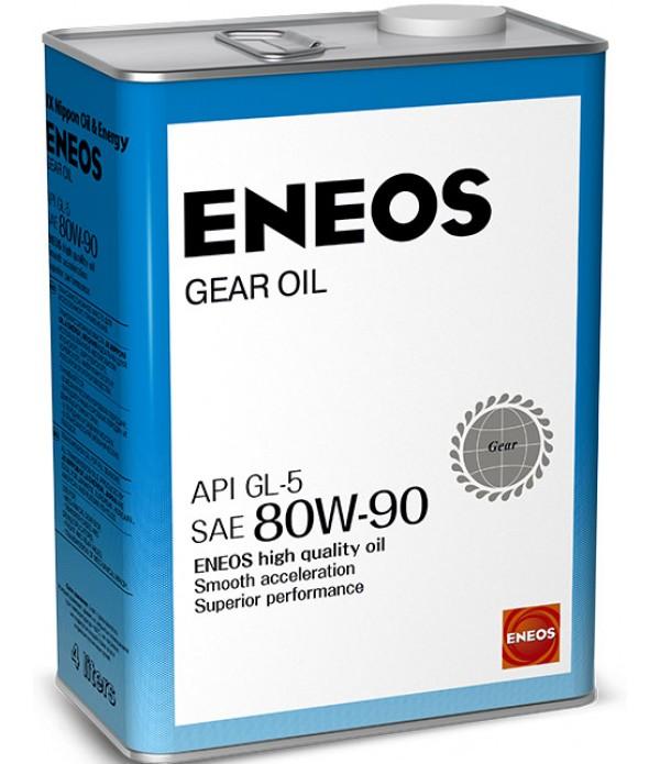 ENEOS Gear GL-5 80W-90, 4л