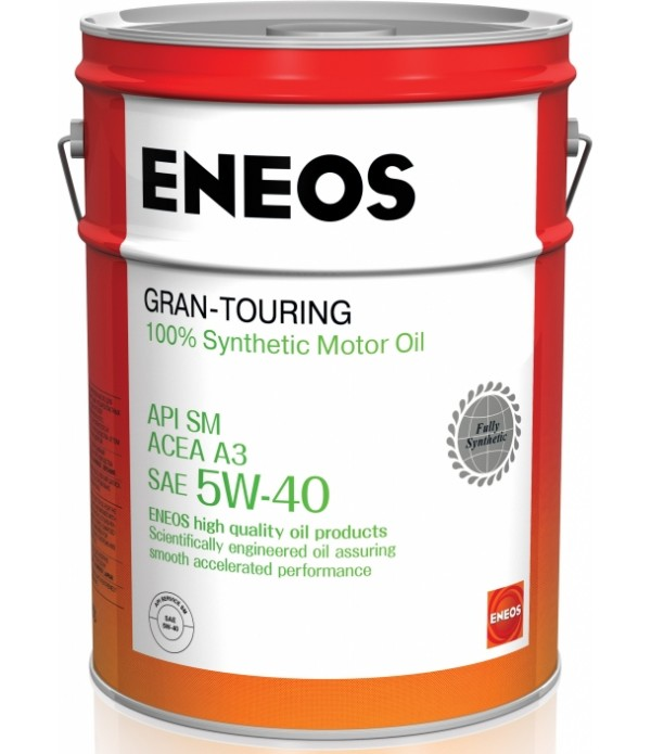 ENEOS Gran Touring 5W-40, 20л