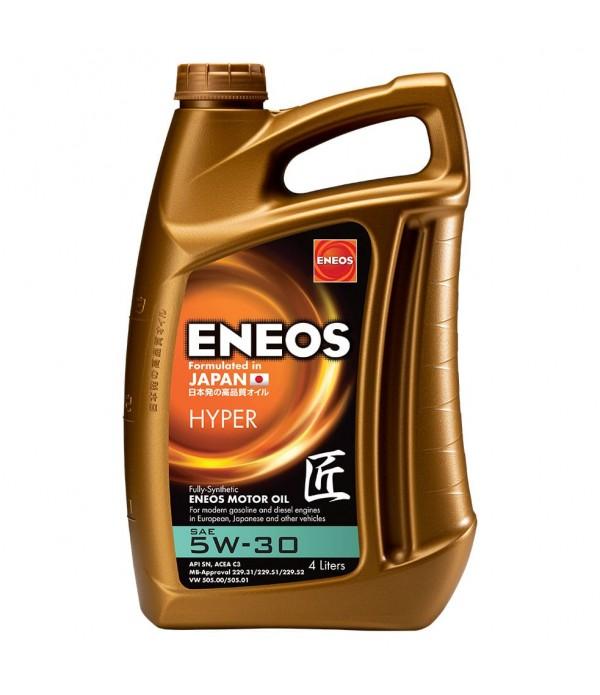 ENEOS HYPER 5W-30, 4л