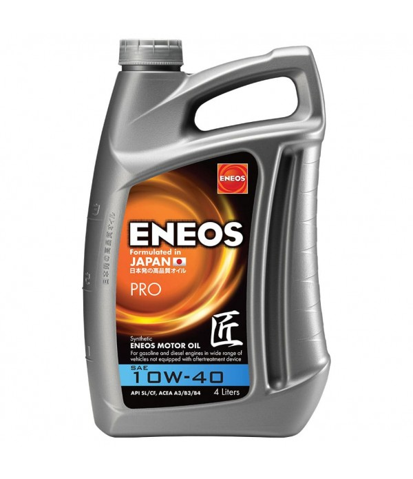 ENEOS PRO 10W-40, 4л