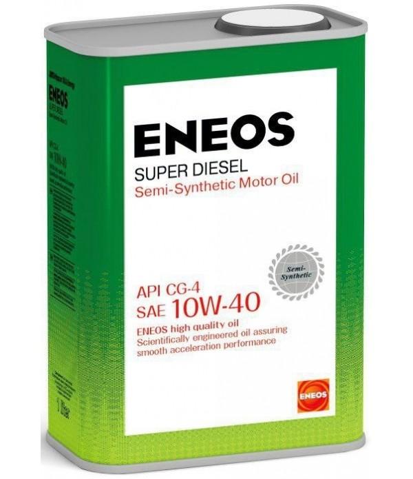 ENEOS SUPER DIESEL CG-4 10W-40, 1л