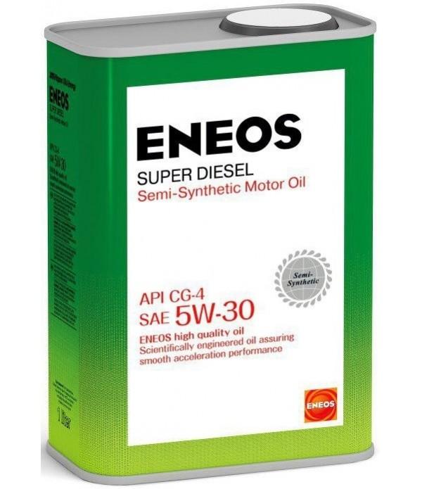 ENEOS SUPER DIESEL CG-4 5W-30, 1л