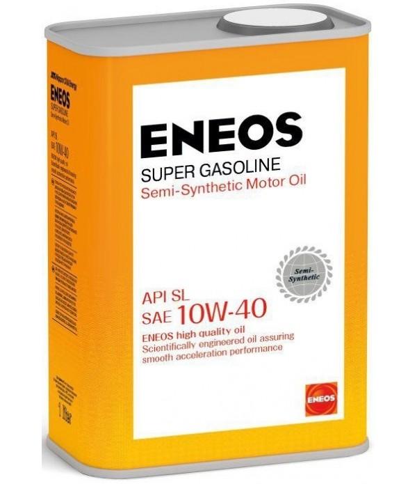 ENEOS SUPER GASOLINE SL 10W-40, 1л