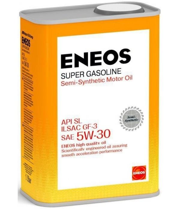ENEOS SUPER GASOLINE SL 5W-30, 1л