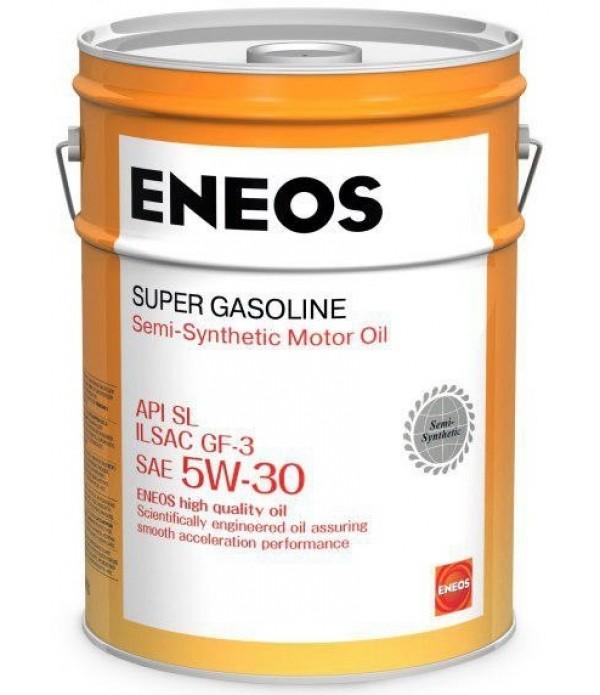 ENEOS SUPER GASOLINE SL 5W-30, 20л