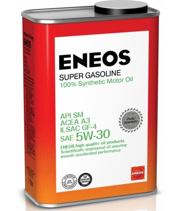 ENEOS SUPER GASOLINE SM 5W-30, 1л