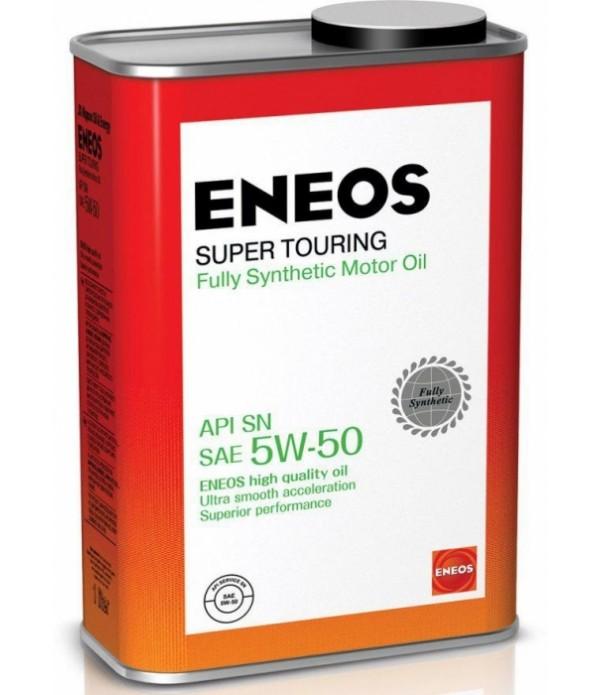 ENEOS SUPER GASOLINE SM 5W-50, 1л