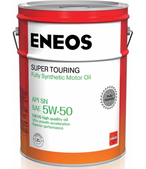 ENEOS SUPER GASOLINE SM 5W-50, 20л